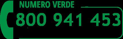 telefono verde ANGELI URBANI